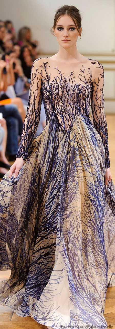 Zuhair Murad Haute Couture  FW 2014 | Fashion Jot- Latest Trends of Fashion
