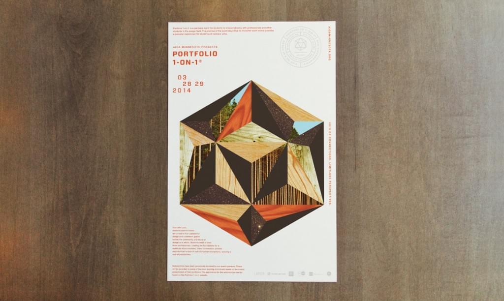 AIGA Portfolio 1-on-1 by Studio MPLS
