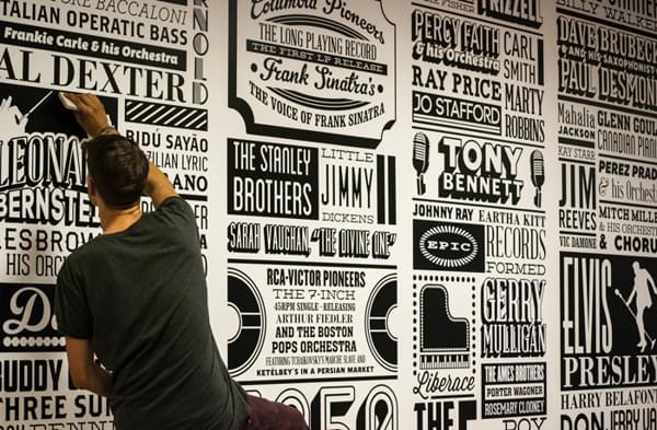 Alex Fowkes – Sony Music Timeline – Creativitea