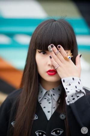 Anita-Dana&Ko ♥: Kenzo Evil Eyes – Anita