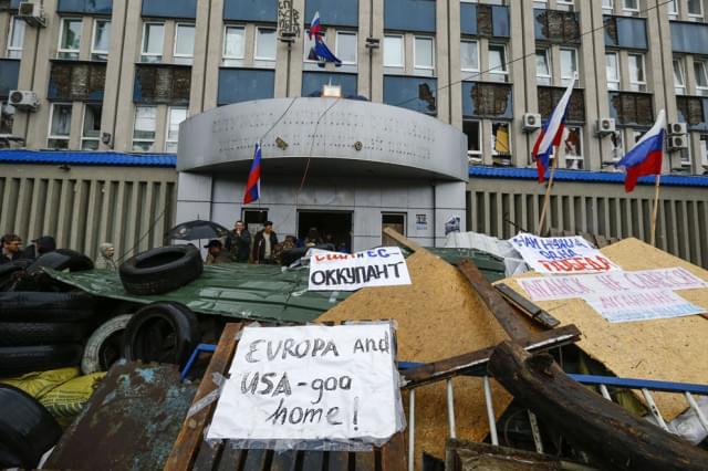 Battle for Eastern Ukraine