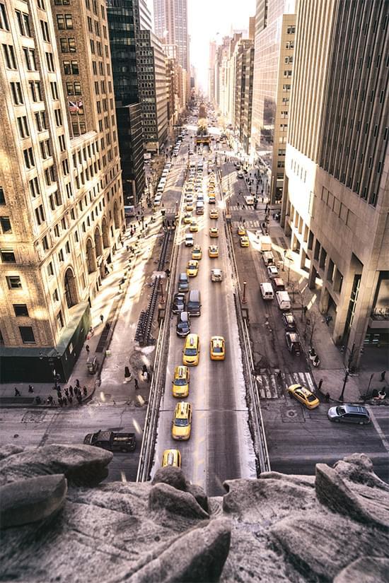 Beautiful Photo of New York City