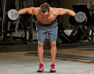 Get Bigger Shoulders With 5 Easy Moves | Muscle & Fitness