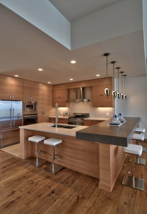 Contemporary Kitchen | Perfectly Nice