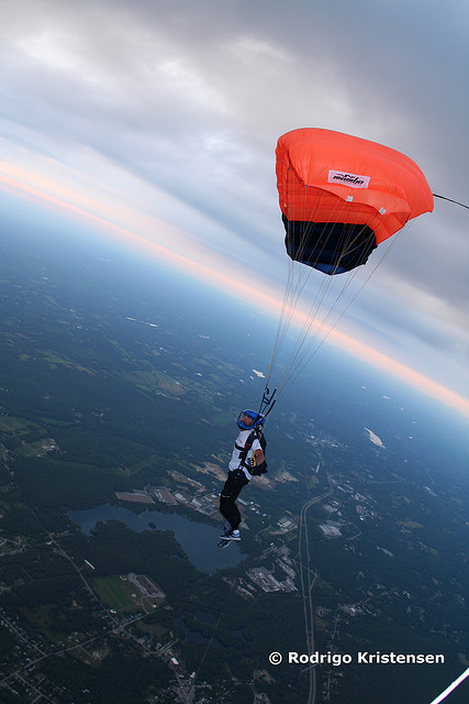Canopy | Sky Diving