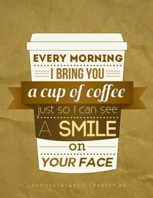 Coffee Love – Typography (2012)