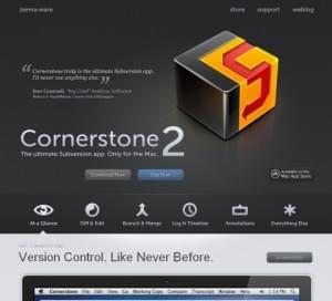 Dark Themed Web Design | Zennaware