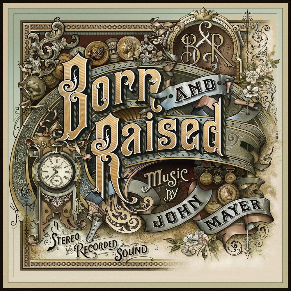 David Adrian Smith – 'Born & Raised' Artwork