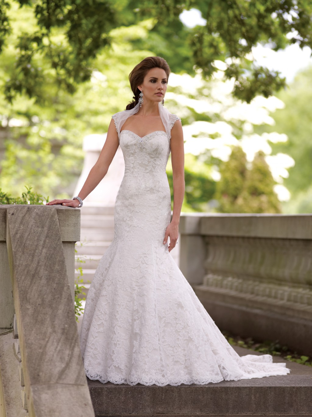 David Tutera for Mon Cheri David Tutera for Mon Cheri  »  wedding dresses 2014 and bridal gowns 2015