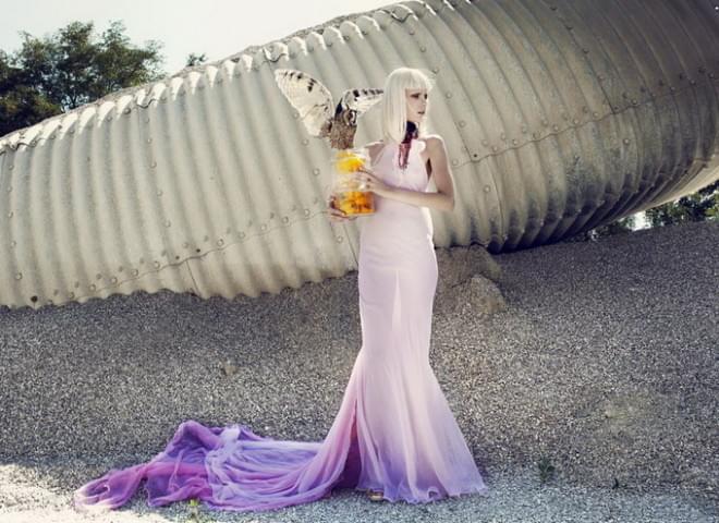 Fashion Photography by Oskar Cecere
