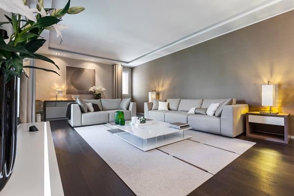 Interior Design of Contemporary Home in Monaco