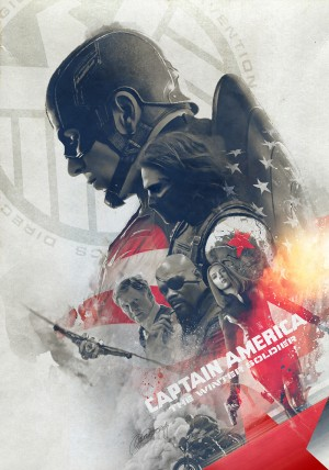 Captain America: The Winter Soldier' Tribute Poster