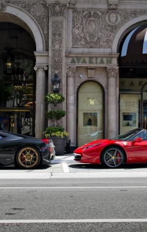 458 Italia Combo