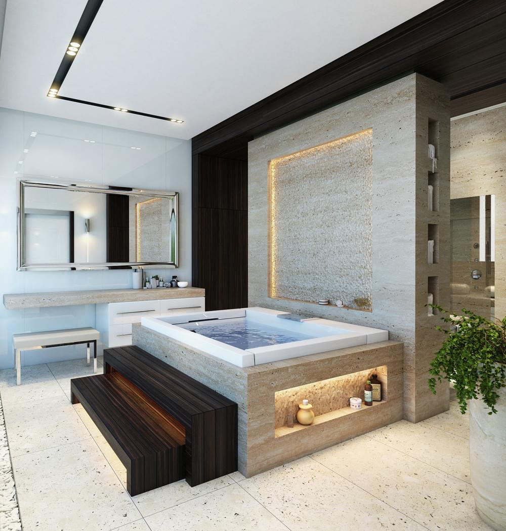 Luxury Bath Tub