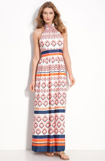 maxi dress | Fashions | Pinterest