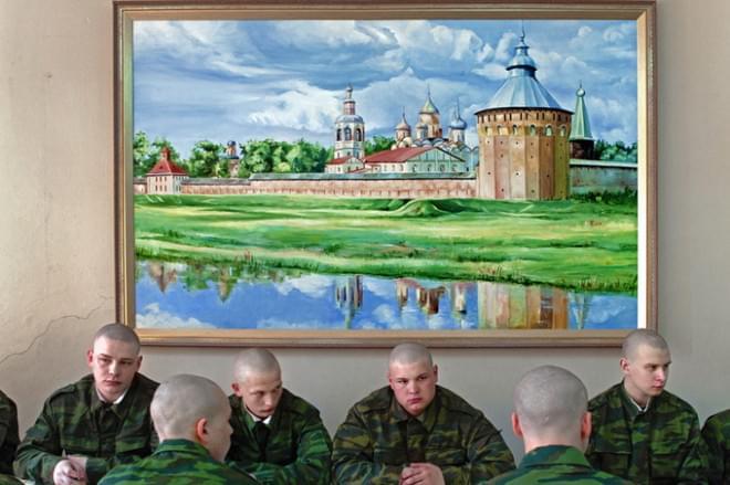 Mother Russia by Anastasia Rudenko