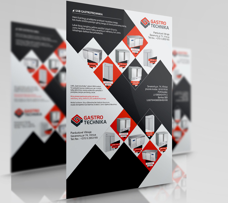 New catalog design by Mindux692 on deviantART