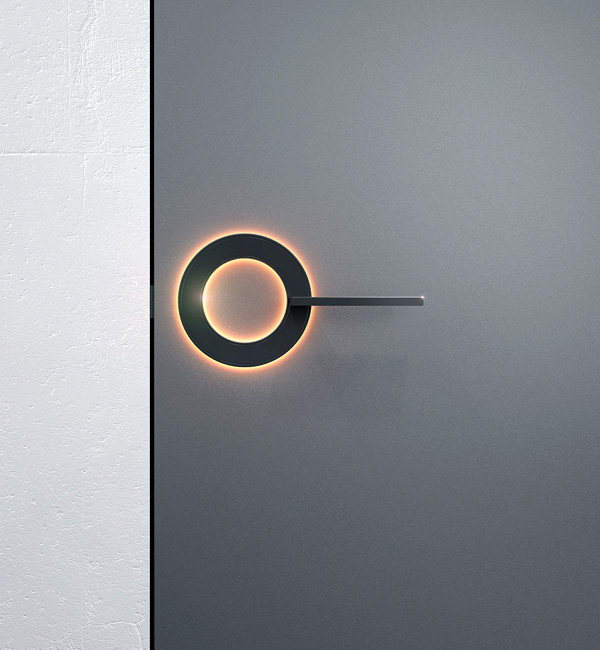 ORB Door Handle by Michael Samoriz for Umbra-design » Yanko Design
