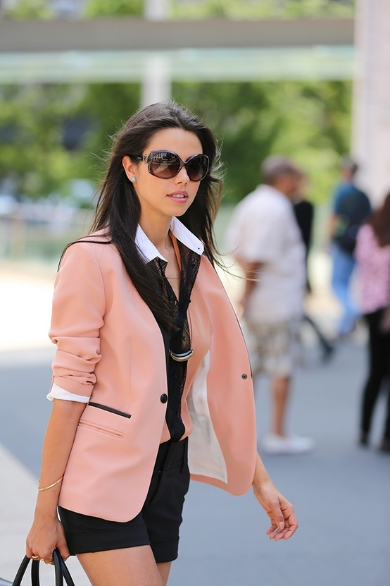 25 Outfit Ideas With A Blazer –
