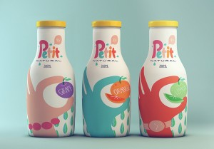 Petit Natural  — The Dieline
