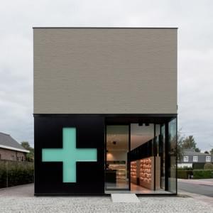 Pharmacy M by Caan Architecten – Dezeen