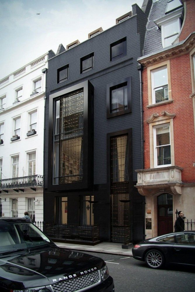 Park Place in Mayfair, London by SHH Architects