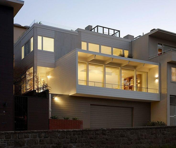 Pacific Avenue by John Maniscalco Architecture