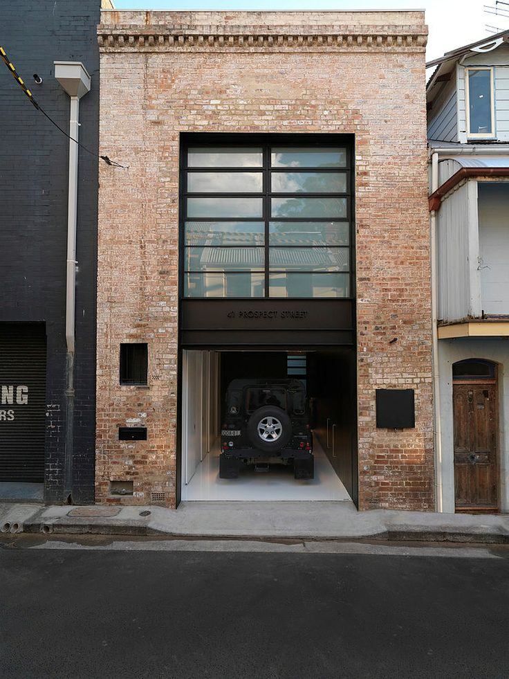 Strelein Warehouse by Ian Moore Architects