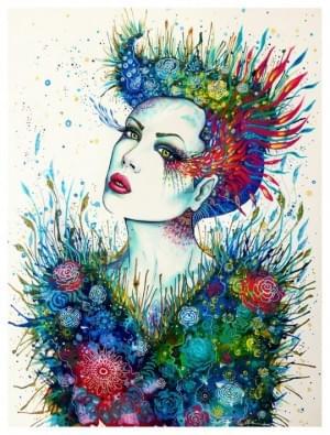 Stunning Illustration