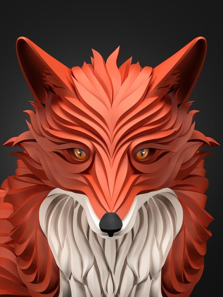 Predators – Amazing Digital Art by Maxim Shkret | Downgraf