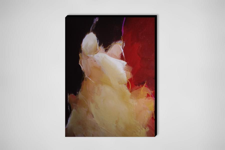 "Saatchi Art Artist: Vasco Torres; Acrylic 2011 Painting ""Yellow Magic Man"""