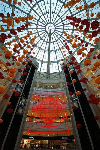 Shanghai – Grand Gateway