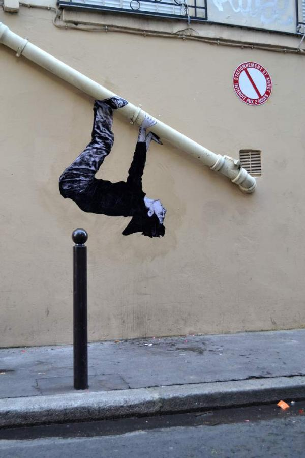 Street Art by Charles Leval