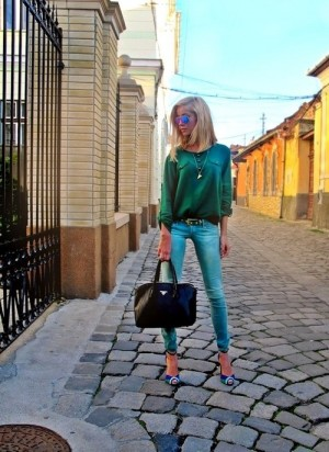 Style tracker, Street style