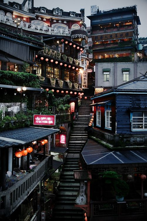 Taiwan / photo by Takahashi | Favorite Places & Spaces