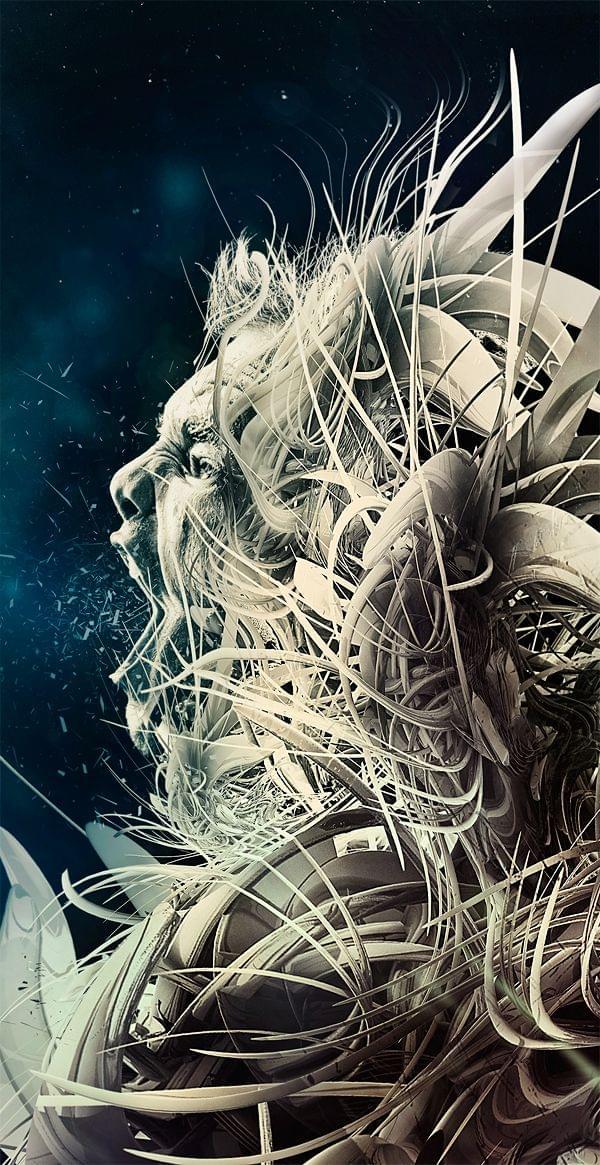 The Sleeper by Adam Spizak* via Behance