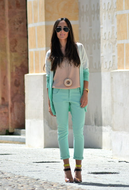 33 Trendy Menta Street Style Outfits – Fashion Diva Design