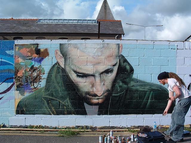 Work in progress | Street Art