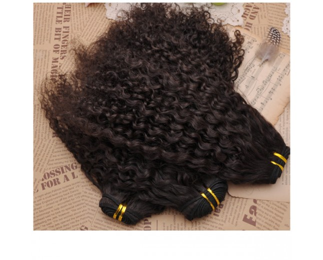 virgin Brazilian hair are 100% unprocessed human hair, it's soft, tangle free, silky and s ...