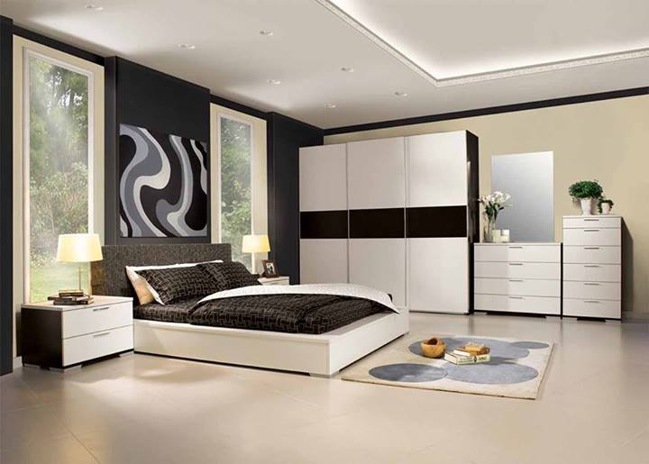 Stylish Bedroom Interior Design