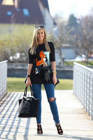 All About Fashion Trend   » 20 Chic Fashion Styles For This Season
