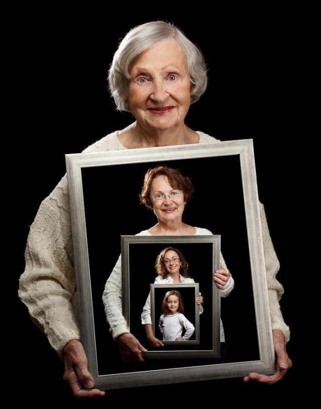 Connecting generations – photo ideas