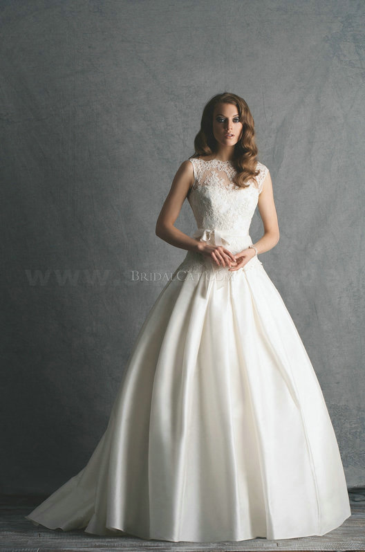Only  – style 363.00 Cymbeline Harmo wedding dresses,The bodice is also accented with bead ...