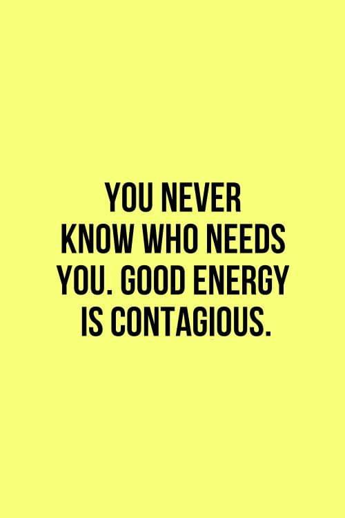 Good Energy!