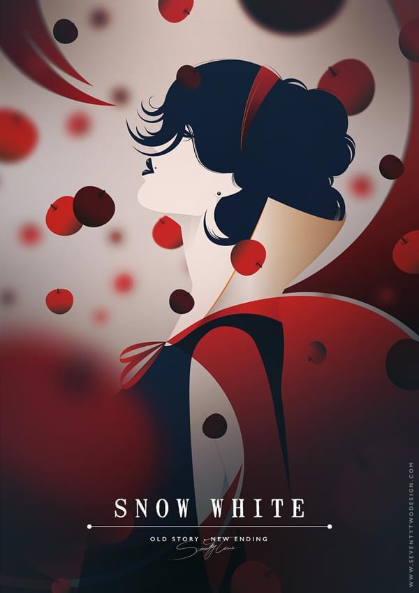 Snow White by Kath