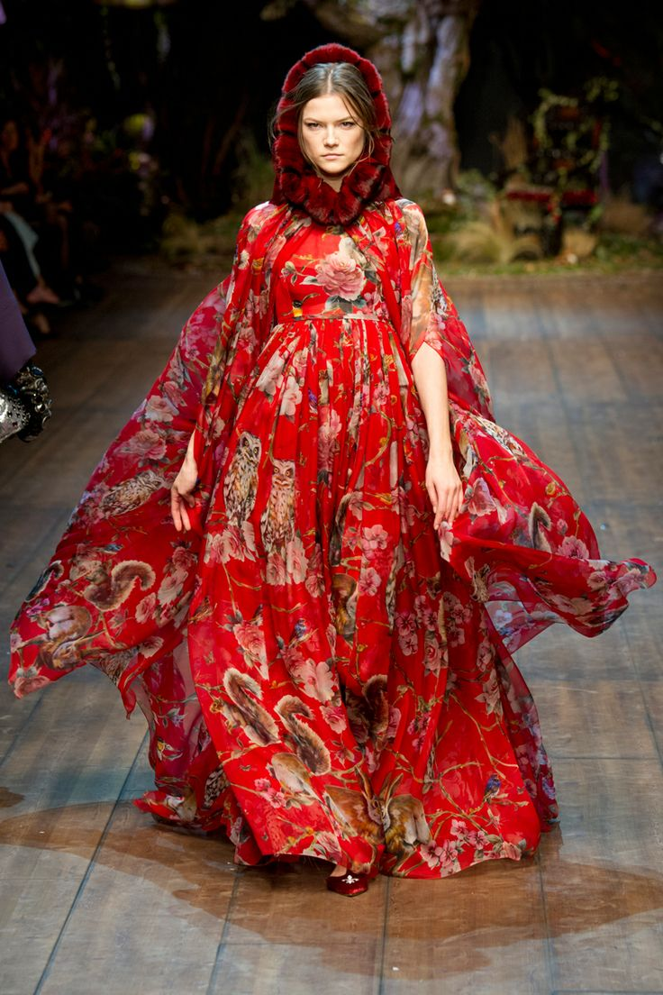 Dolce & Gabbana Fall 2014 RTW – Review