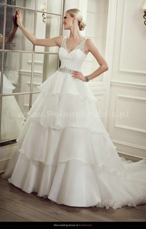 style 331.00 – Elianna Moore EM 1227 Wedding Gown,Fantasy and glamour mix on this vibrant  ...