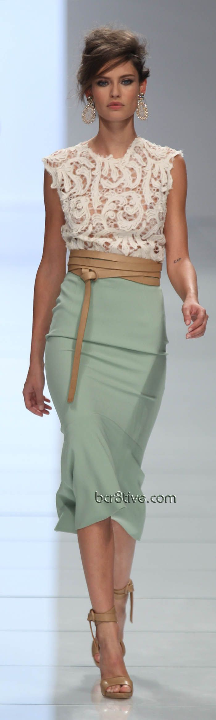 Ermanno Scervino Spring Summer 2012 Ready to Wear
