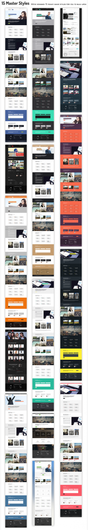 Axension is a powerful Multipurpose WordPress Theme. It has advance page builder features with w ...