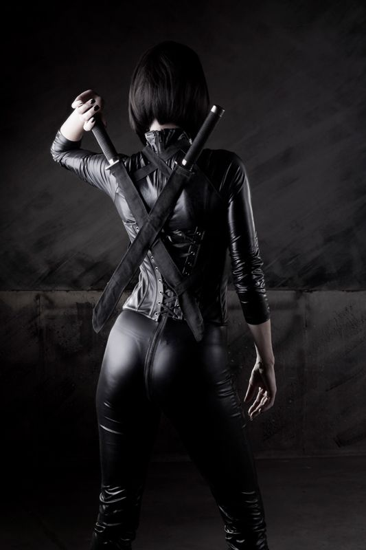 Female Assassin – 1 by Jamie Carroll.